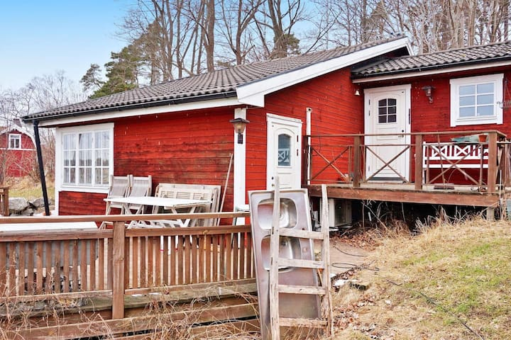4 person holiday home in VAXHOLM