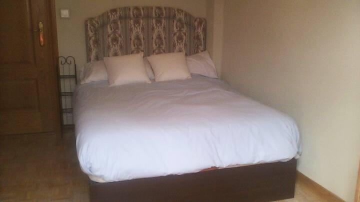 Double bedroom, very cosy