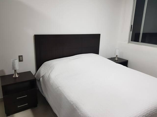 Khu vực phòng ngủ