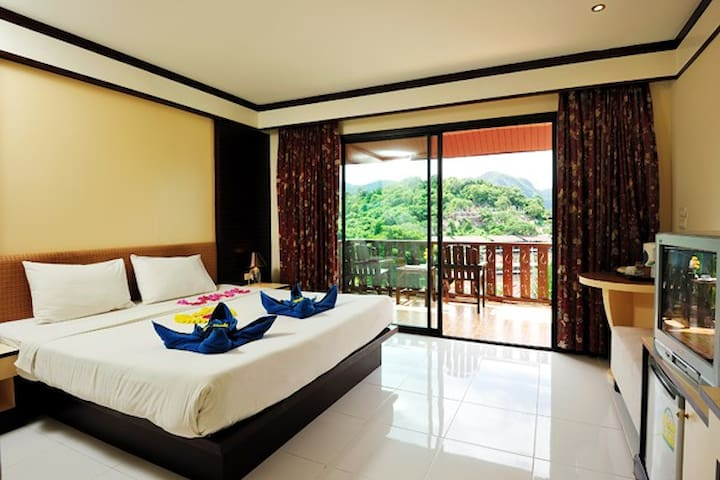 Beautiful Superior room - double or twin beds - Krabi - Квартира