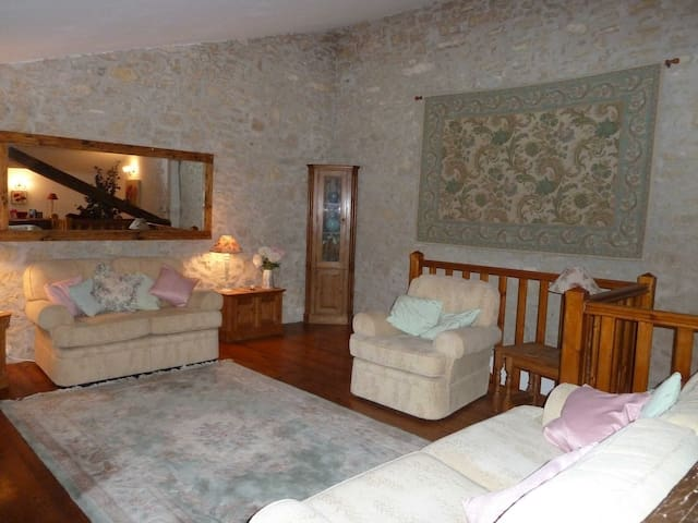 Spacious property in Capestang - Capestang - Huis