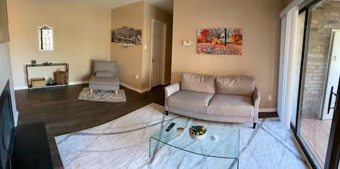 Beautiful 2 bedroom Condo in Downtown Columbia