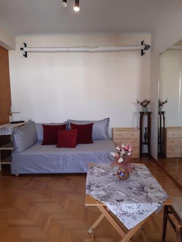 Sofa bed (1,20×2,00)