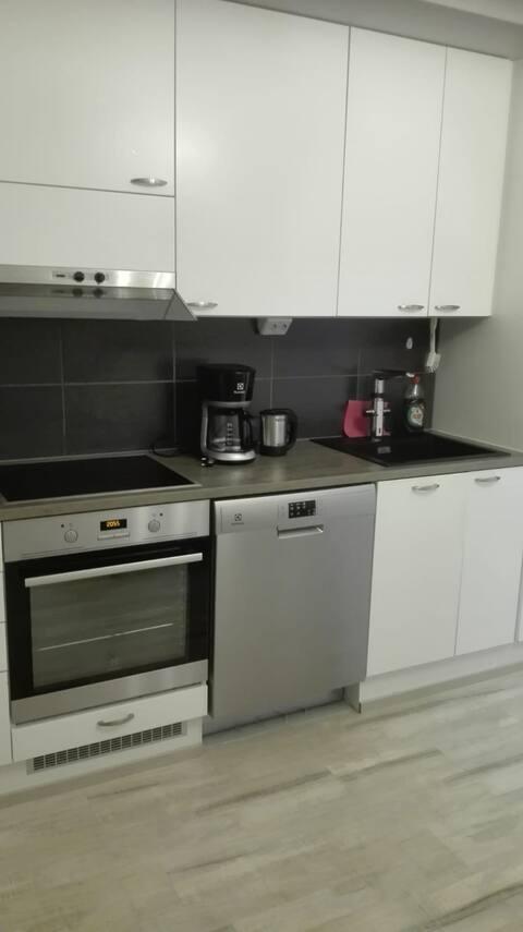 1 room apartment, Oulun Limingantulli (D41)