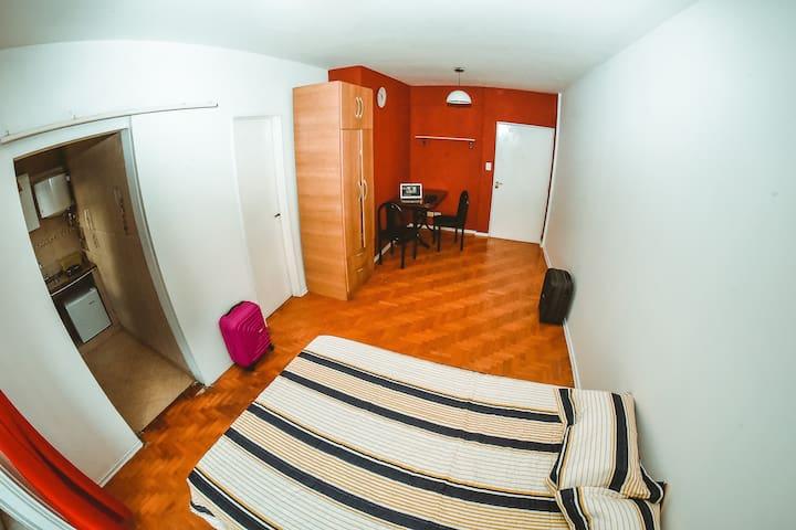 Studio-Apartamento en el corazón de San Telmo