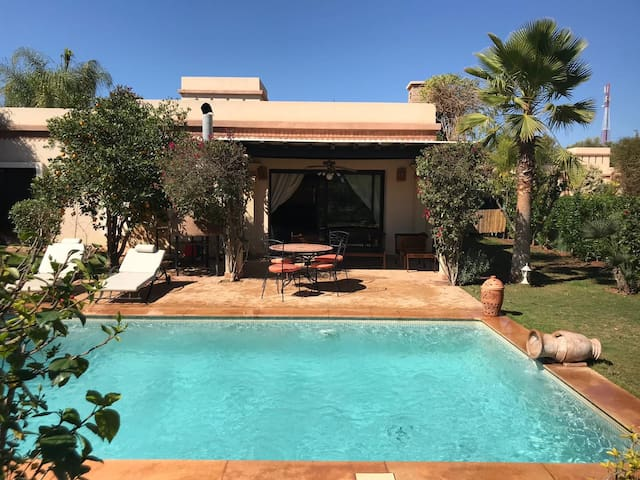 Villa de 120m2 avec piscine privée à 30min Agadir