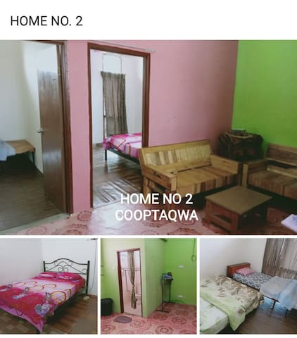 CHANGLOON MEE HOME2STAY : 4 to 6 GUEST