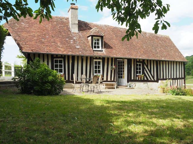 La Maison de Charlotte - Pays d'Auge - Normandie