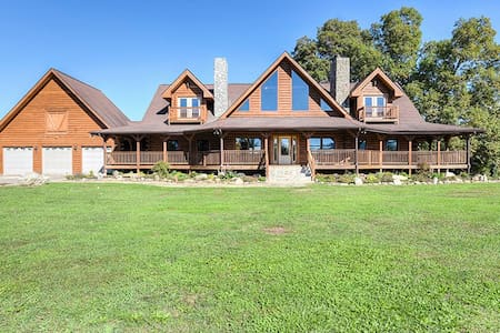 Bobcat  6 BEDROOM/6 BATH  SLEEPS 20 - Waynesville - Kisház