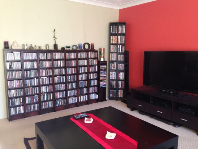 Great Location, Private Room, Cozy Apartment - Randwick - Daire