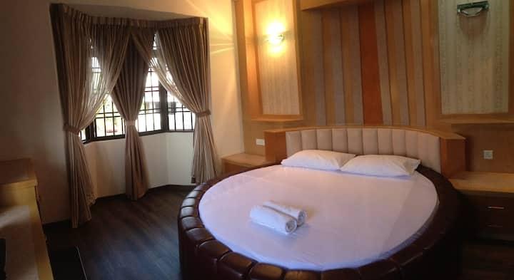 Homestay Muar - 3 Bedroom House for rent