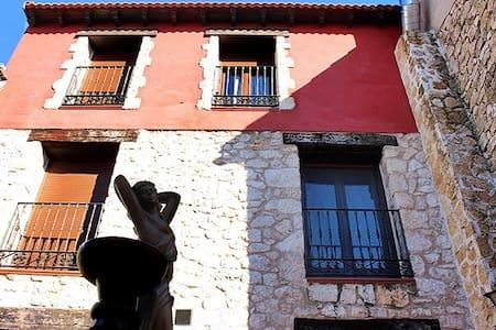 Habitación Triple con Baño - Valdeavellano - Huis