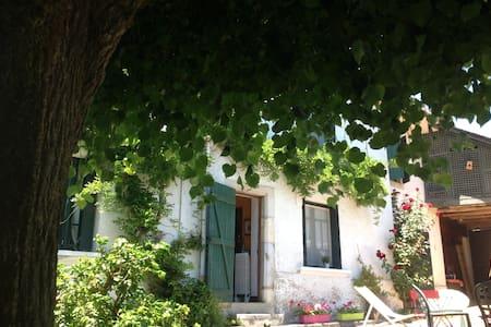 Une maison sous les tilleuls au cœur des Pyrénées - La Barthe-de-Neste - Ház