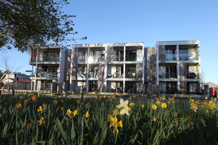 Modern 2 Bedroom Apartment in Riccarton Park View