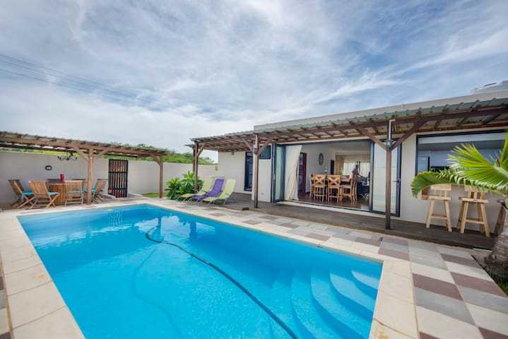 Frangipane Villa with private pool