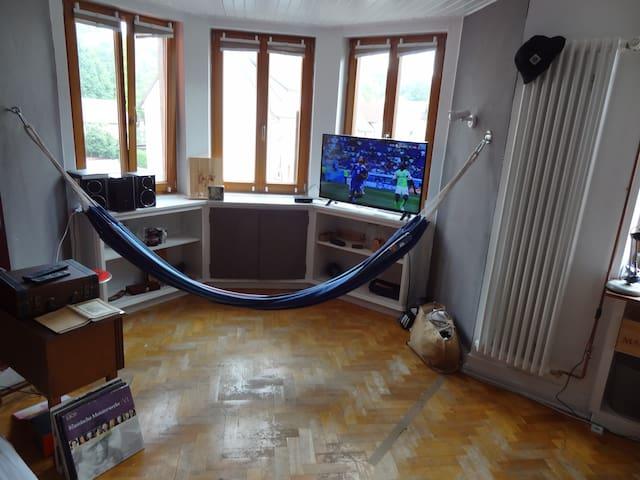 Helles Zimmer 20 qm :)