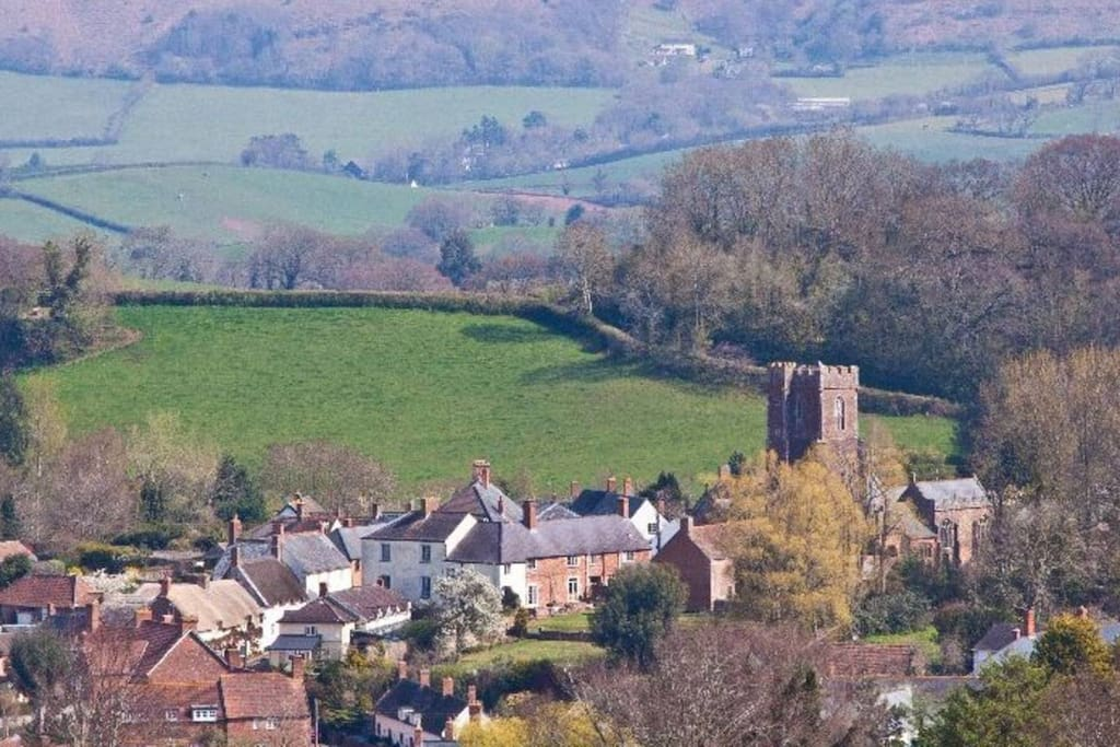 The village of Stogumber