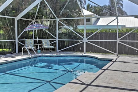 Bright 4BR Hobe Sound House w/Private Pool - Hobe Sound