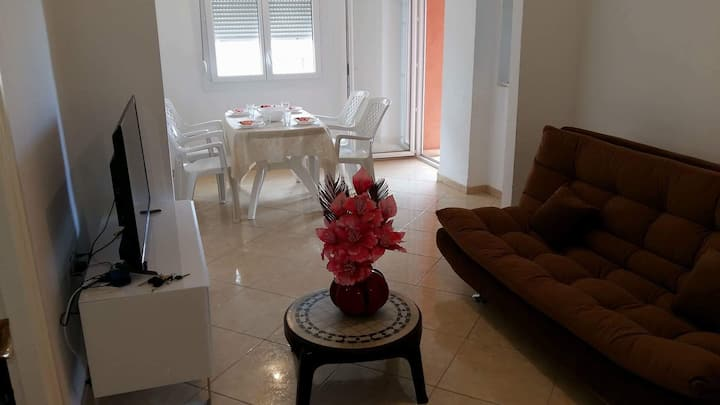 Belle Appartements, Bejaia centre ville Edemco
