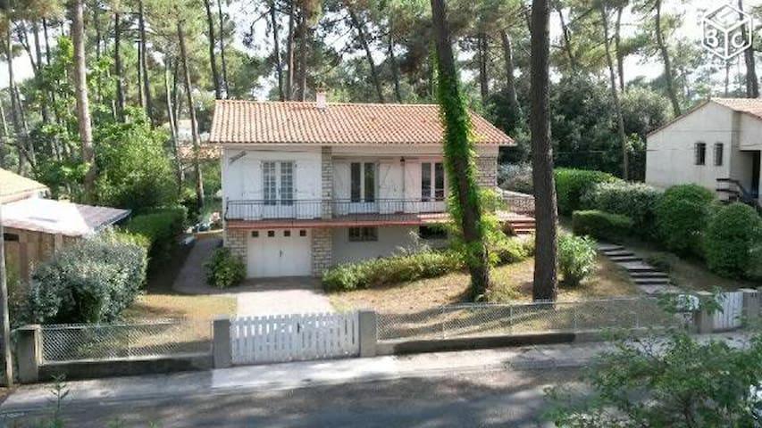 Maison à la Mer - La Tremblade