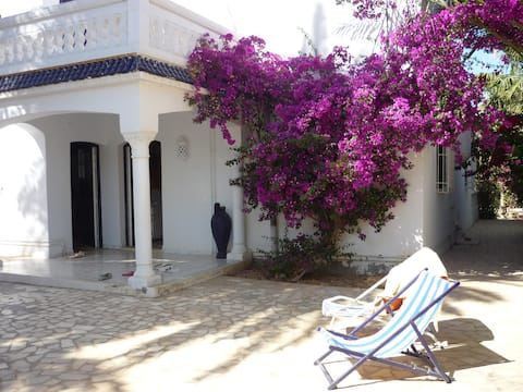 Villa à louer 8 /10 pers à Djerba Zarzis