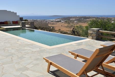 Villa Mandarin with private swimming pool and view