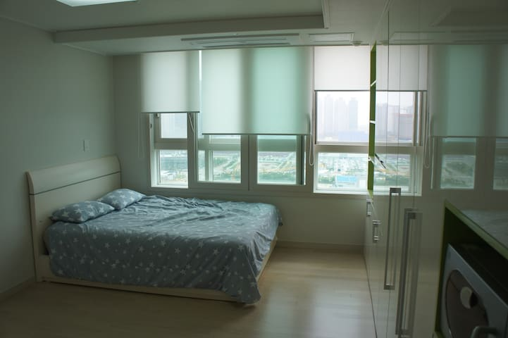 송도 인천 residence in songdo incheon. - Incheon - Apartament