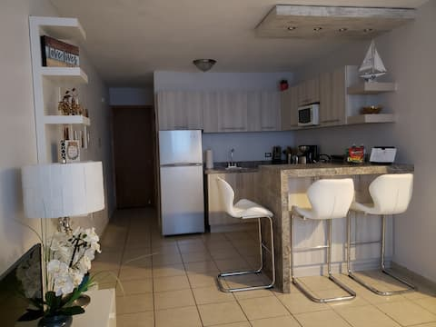 *Unique and Spacious - in Famous Loiza Street!*