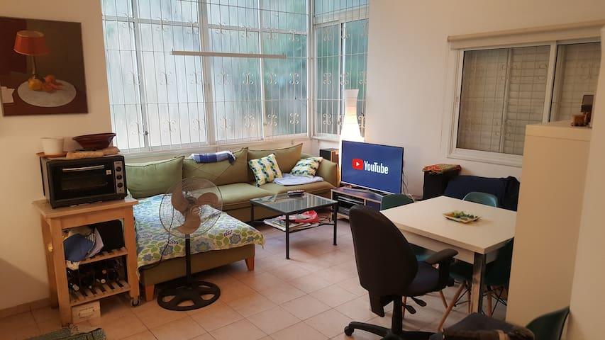 Central 2 room Tel-Aviv Apartment