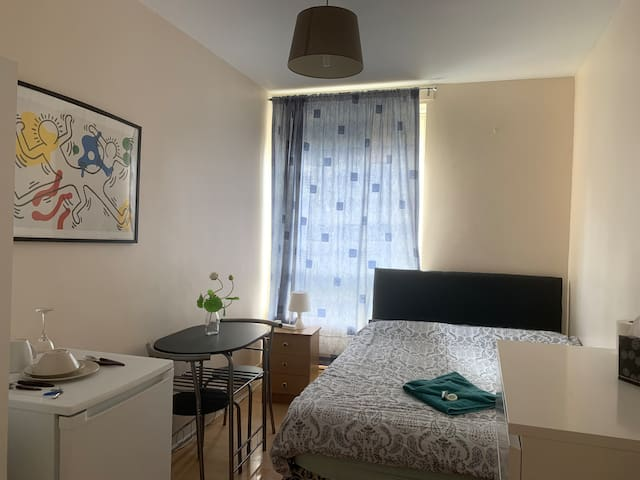 Spacious Rm Willis close to Canary Wharf/O2/Excel