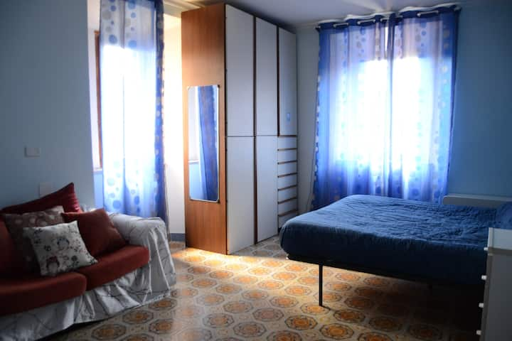 Romantic Flat in Terracina (Close to beach)