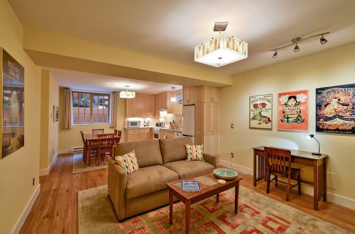 Quiet Retreat Steps from Bustling NE Broadway - Portland - Wohnung