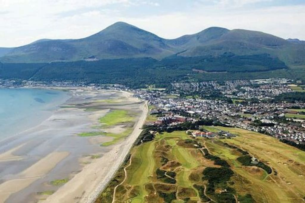 Slieve donard - Newcastle - 20 minutes away
