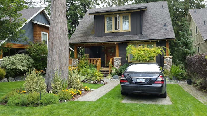 Luxury house at The Cottages at Cultus Lake BC