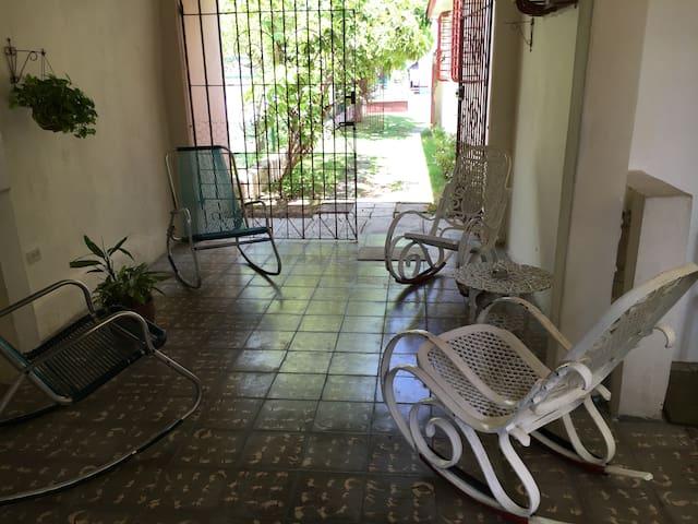 Hotelito Babalu - Habitacion Bungalow