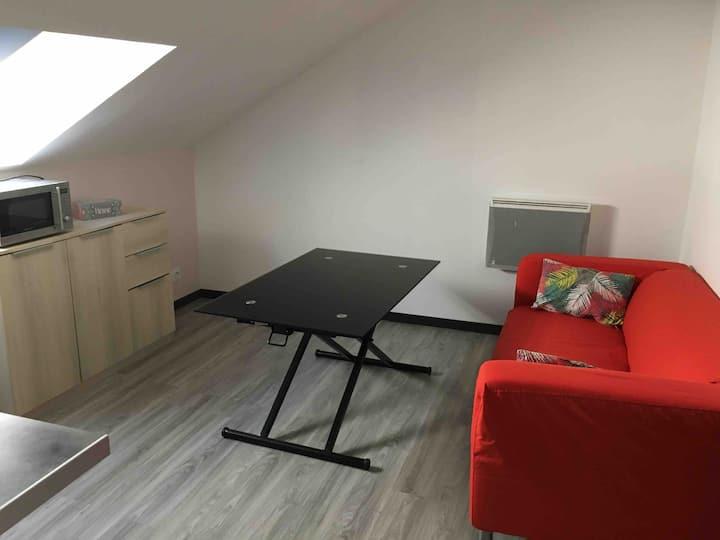 Apartment in quiet district, 1 room