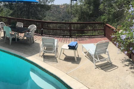 Canyon Home Rose Bowl JPL location - Altadena