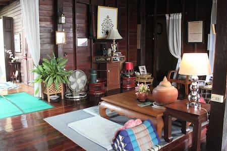Tha Phae Bunk Home - Chiang Mai - Casa