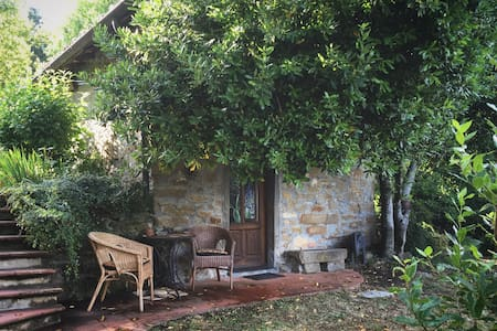 Cozy Restored Metato 1 BD house - Camporgiano - Casa