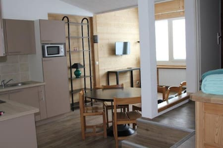 CA88 - 2 separated bedrooms apt. Ski in and out. - TIGNES - Lakás