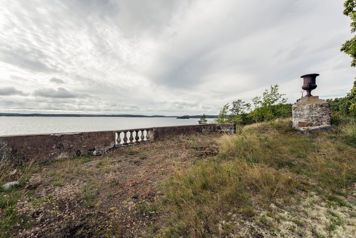 Spectacular seaview 40 minutes from Stockholm