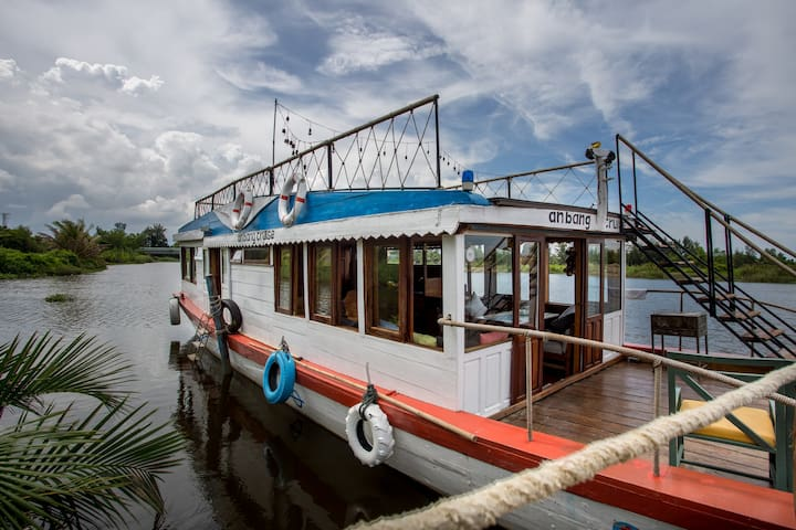 Christina's AMAZING 1-Bedroom BOAT! - Hội An - Leilighet