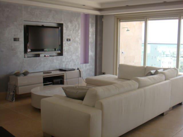 penthouse de haute prestige - Ashdod - Apartment