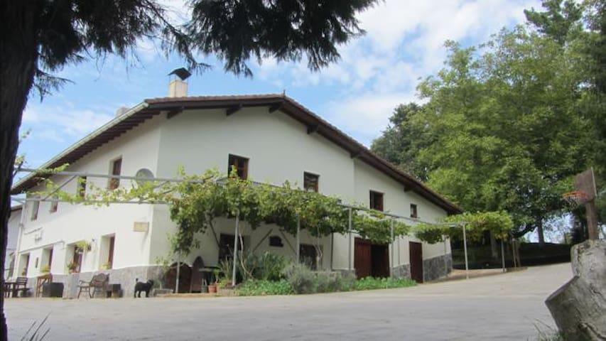 Habitación confortable en Urdaibai - Bizkaia