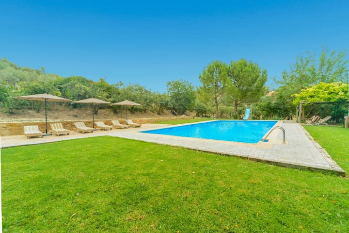 Apto rural ,wifi, bigpool, jacuzzi (CO VID FREE)