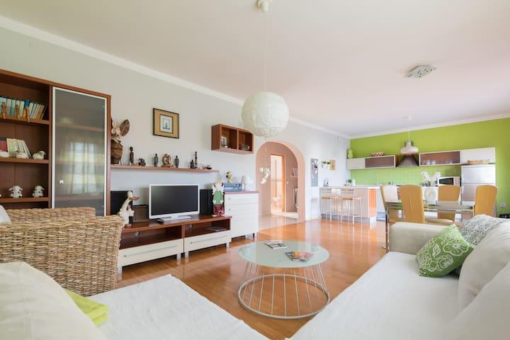 Spacious apartment - near Arena Zagreb