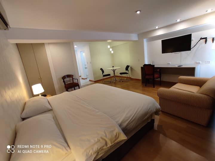 San Isidro, Perfecta Suite como en CASA!205
