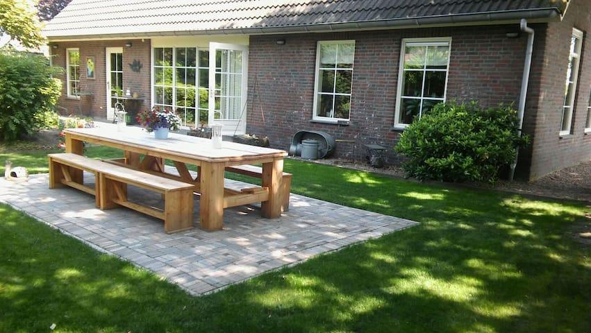 Ruime 2 persoons kamer in Annen Drenthe