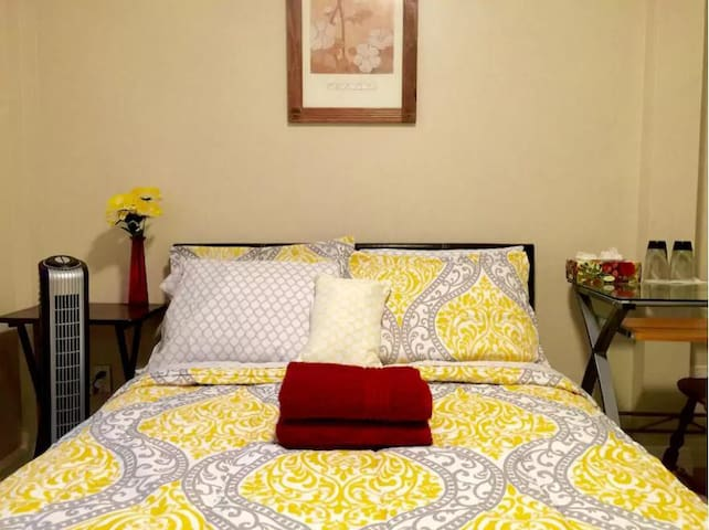 Cozy new Room next to Disney Land - Garden Grove - Huis