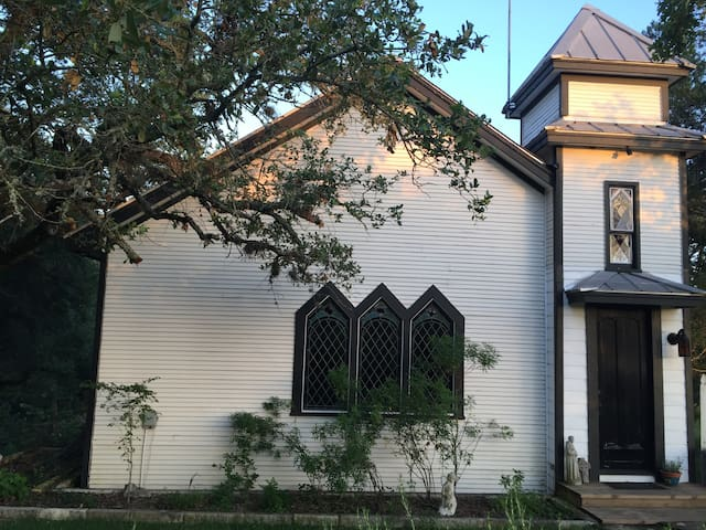 Little Chapel - Tiny Home/Hot Tub - Wimberley - House